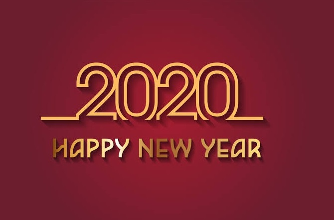 Happy New Year 2020 Sms Wishes Wallpapers Greetings And Images Earning Excel