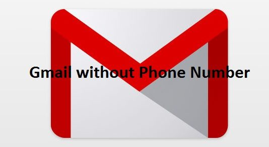 Gmail without phone number methods