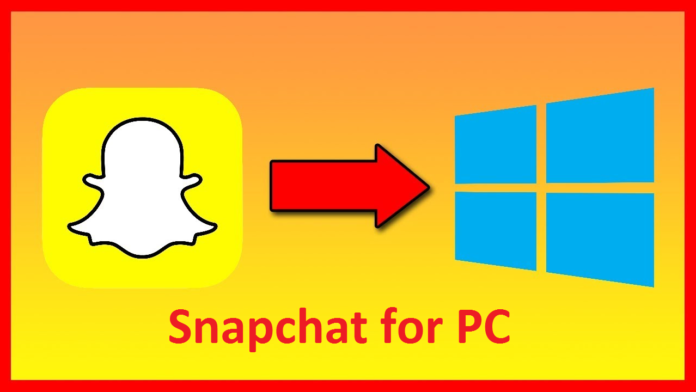 snapchat for pc install