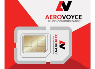 Aerovoyce SIM card plans