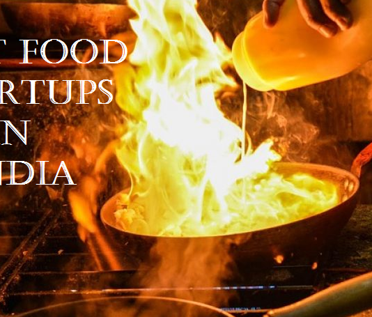 Best food startups in India