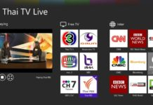 ThaiTV online