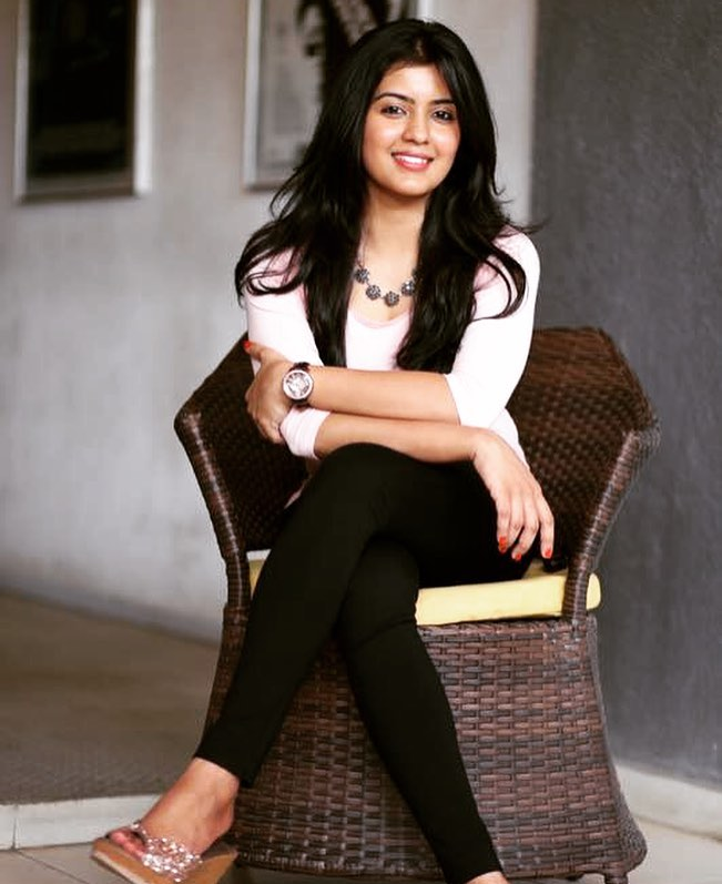 Amritha aiyer modeling