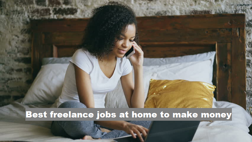 Freelance jobs from home online