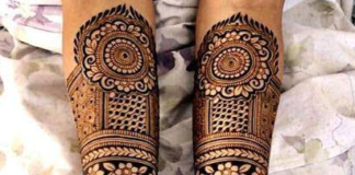 New Year Mehndi designs 2019 bridal