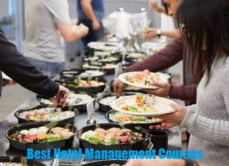 best hotel management courses