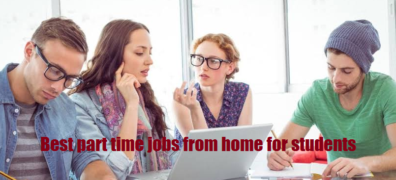 Best part time jobs from home for students 2019