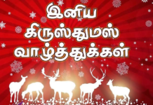 2019 Christmas tamil wishes