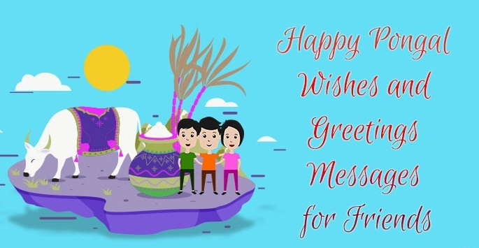 Happy Pongal 2020 wishes image