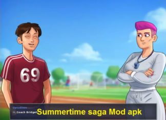 summertime saga mod apk 2020