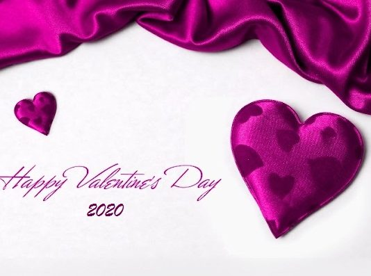 Valentines day wishes 2020 image
