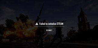 Fix PUBG failed to initialize steam