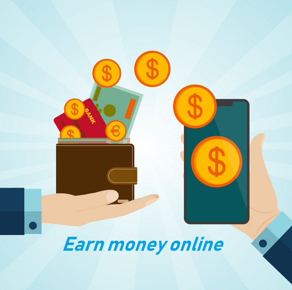 Earn money online in lockdown