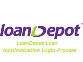 LoanDepot Loan Administration Login Process