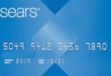 Sears MasterCard