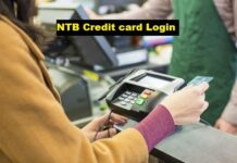 ntb credit card login 2021