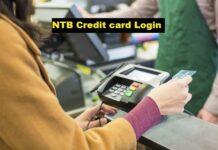 ntb credit card login 2021