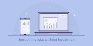 Best online jobs without investments for money making